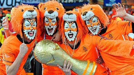 'Vijfduizend Oranje-fans naar WK'