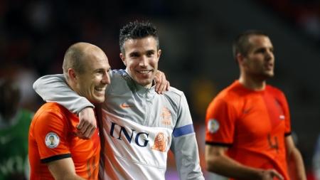 """Van Persie: """"Vier of vijf goals op WK"""""""