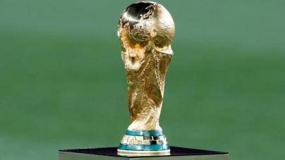 WK-beker onderweg naar Zuid-Amerika