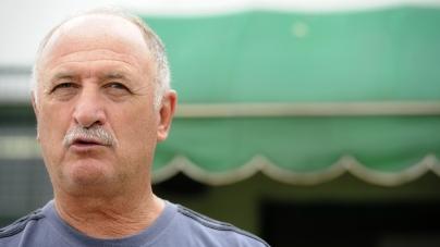 Scolari vlucht naar Koeweit als hij WK niet wint