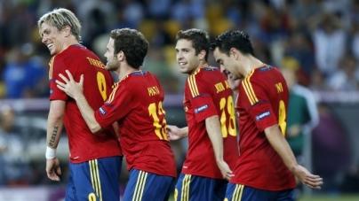 Mata grote afwezige in selectie Spanje