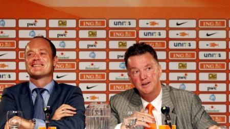 Van Gaal aanwezig bij EK kwalificatie-loting