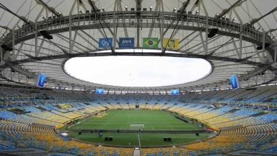 Stadion Curitiba lijkt deadline te halen