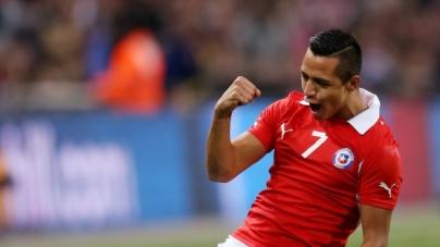 Sanchez: 'Zou tekenen voor plek twee'