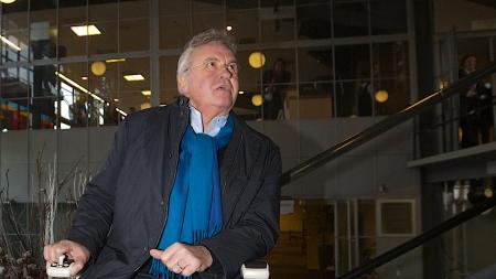 'Aanstelling Hiddink na Nederland – Frankrijk'
