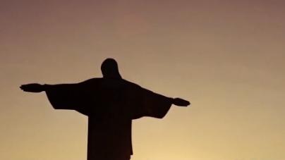 Protest in Rio tegen WK voetbal