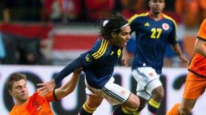 Ranieri: 'Falcao ligt op koers voor het WK'