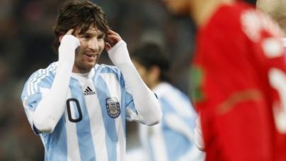 Messi: 'WK-finale zou een droom zijn die uitkomt'
