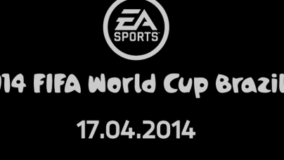 FIFA 2014 World Cup 17 april in winkel