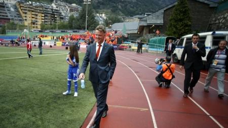 Van Gaal: 'Naar WK om te winnen'