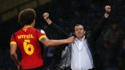 Belgische bondscoach kan contract verlengen