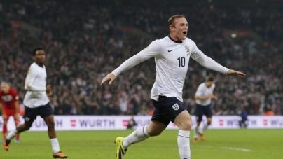 Rooney zou vereerd zijn met aanvoerderschap