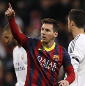 'Gewoon op de grond gaan liggen en kijken hoe Messi juicht'