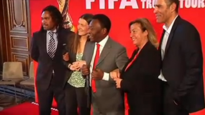 Pelé: 'Hoop op finale tegen Frankrijk'