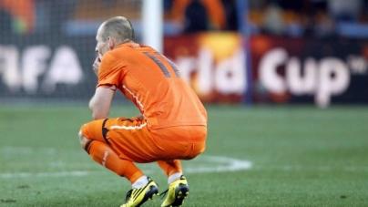 Oranje zonder Robben tegen Frankrijk en Engeland