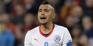 Vidal twijfelachtig voor duel met Oranje