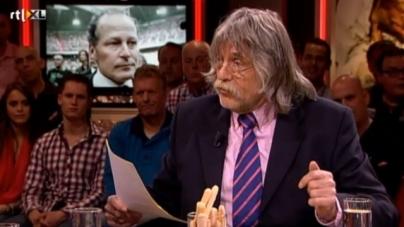 Derksen ziet rol als perschef Oranje niet zitten: 'Snotneuzen achter de broek aan zitten? Nee bedankt'