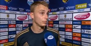 'Ben niet naar Ajax gekomen om een populaire jongen te worden'