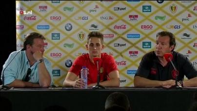 Arnesen over komst Januzaj naar PSV: 'Kampioenschap'