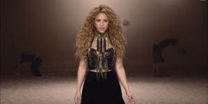 Shakira geeft opnieuw acte de présence bij finale