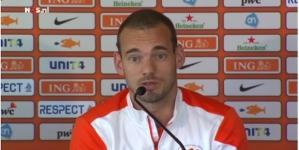 Sneijder aanvoerder Oranje tegen Turkije en Spanje
