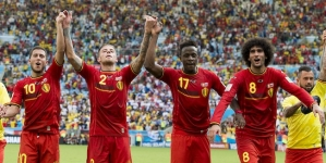 FIFA-ranking: Recordpositie België, Nederland onveranderd