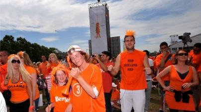 Oranjeplein 538 na achtste finale opgeheven