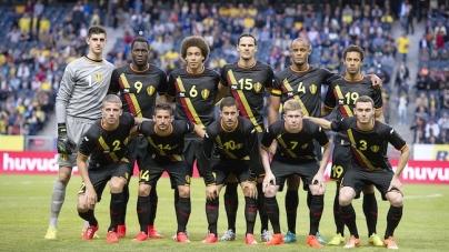 EK loting Frankrijk 2016 bekend: Belgen krijgen het lastig