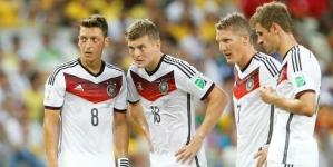 Duitsers bereiden zich voor op finale: 'Volledig focussen'