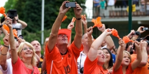 Update   KNVB regelt alternatief voor ontbreken Oranje-plein