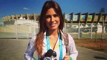 Bloedmooie Braziliaanse geniet van Hazard