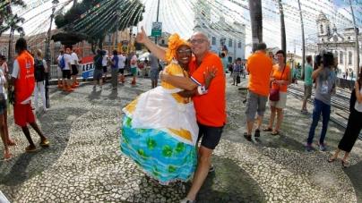 Tientallen Oranje-fans beroofd in Salvador