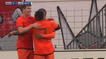 Janssen: 'Genoeg talentvolle jongens over om van Slowakije te winnen'