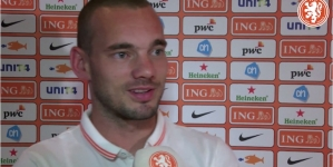 Sneijder: 'Ik was in IJsland teleurgesteld'