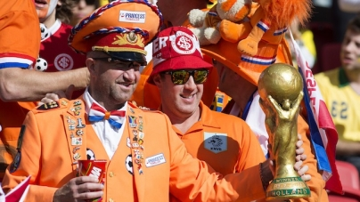 Nagenieten | Nederland barst weer los na Oranje-zege