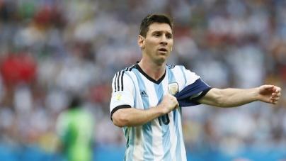 Messi klaar met het Argentijnse publiek: Fuck you!