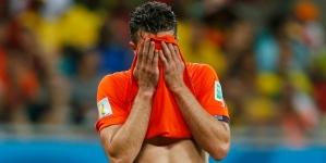 Column | Van Persie op de bank tegen Argentinië?