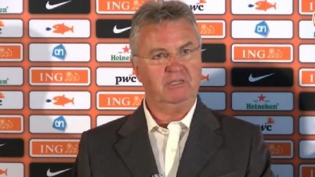 Hiddink opvallendste naam als adviseur KNVB