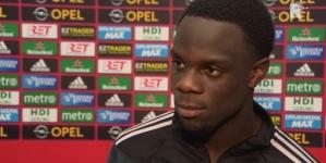 Manu baalt van snelle tegentreffer: 'Na de 1-1 hadden we ons even moeten hergroeperen'