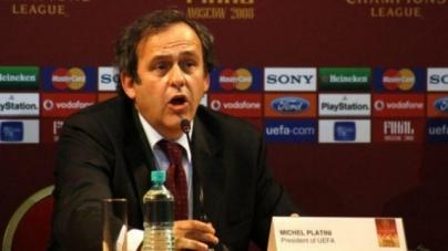 Platini verwacht finaleplaats op EK voor Rode Duivels