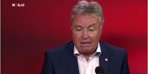 R. De Boer: 'Is gedaan met Hiddink'