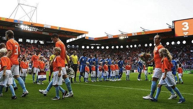 selectie nederlands elftal