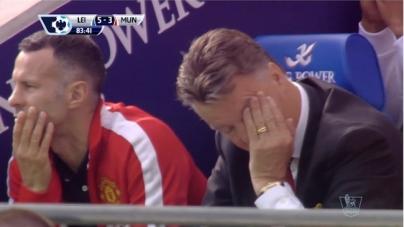 Van Gaal heeft geen geluk op transfermarkt