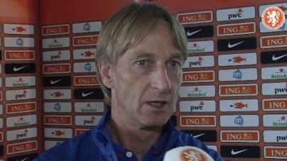 Adrie Koster dient ontslag in bij Jong Oranje