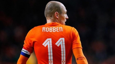 Robben: 'We moeten met Oranje een nieuwe start maken'