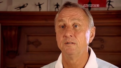 'Cruijff was erg enthousiast over de penalty van Messi'