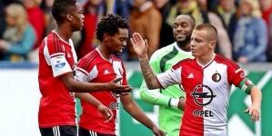 Opstellingen Feyenoord – AS Roma: Van Beek keert terug