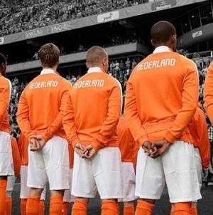 Oranje sluit 2014 af als nummer vijf van de wereld