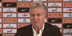 Hiddink belooft: 'Spelers willen revanche'