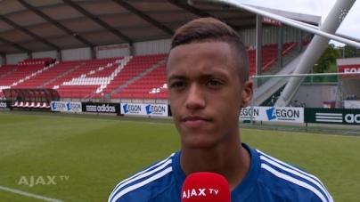 Zivkovic: 'Volgend jaar eerste spits Ajax'